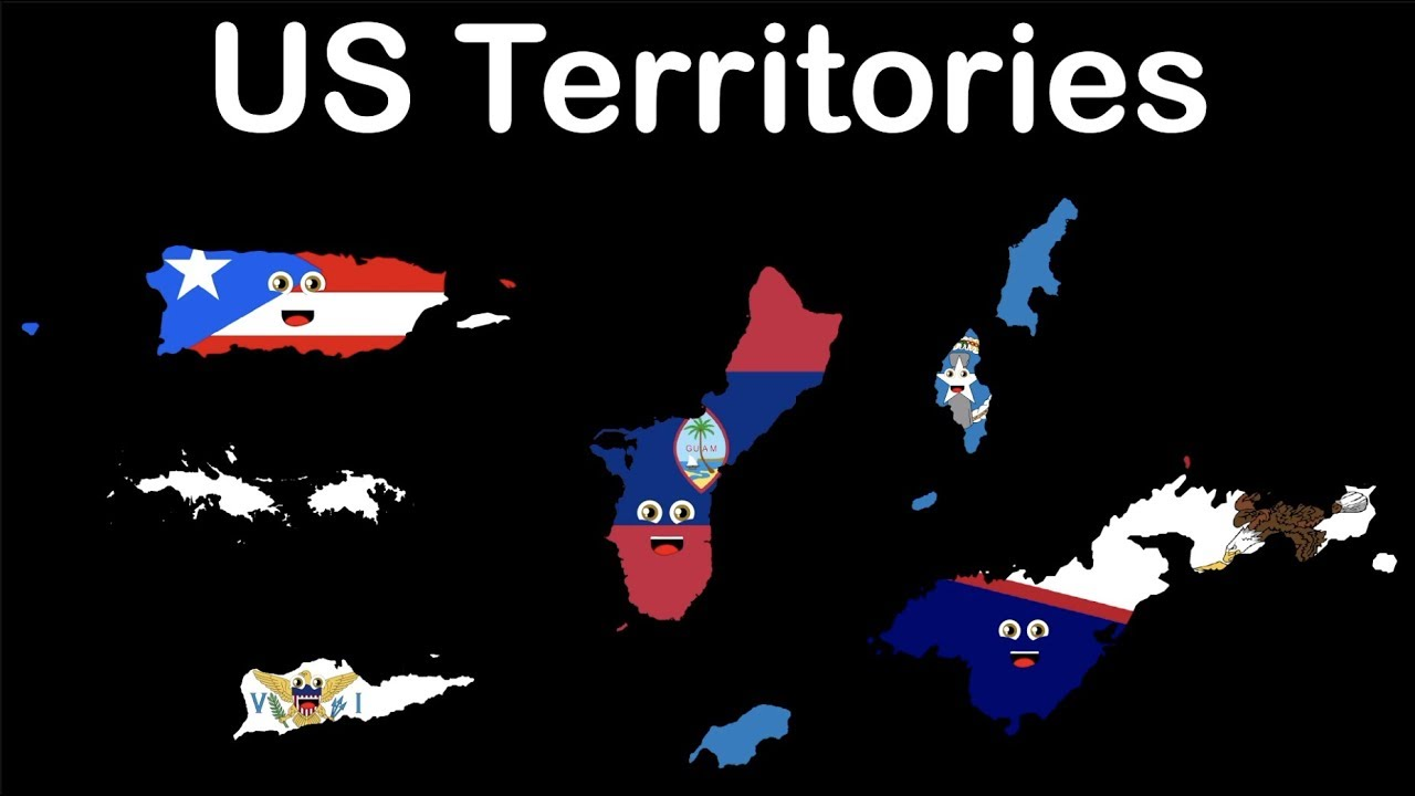 US Territories/US Territories Geography/US Territories Song - YouTube