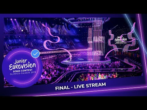 Junior Eurovision Song Contest 2019 - Live Stream