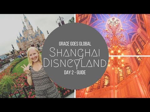 Shanghai Disneyland Guide - Day 2