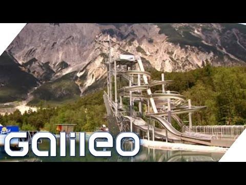 Badespaß der Superlative | Galileo | ProSieben