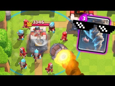 Funny Moments & Glitches & Fails | Clash Royale Montage #72