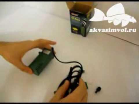 инструкция по сборке фильтра для аквариума