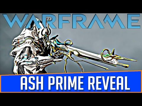 Best Way To Build Ash Prime
