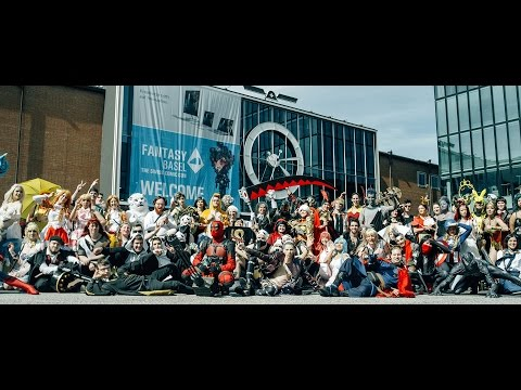 Fantasy Basel - The Swiss Comic Con 2017 - Day 03 Recap Movie