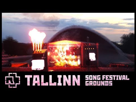 Rammstein - Du Hast [Multicam] @Tallinn, Song Festival Grounds 11/06/2017