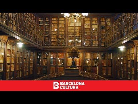 Descobreix la Biblioteca Pública Arús