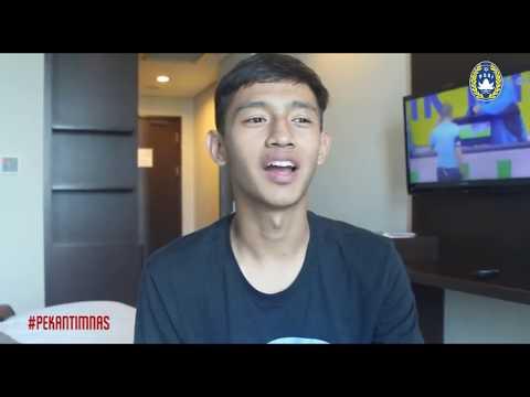 EKSKLUSIF: Ngobrol Bareng Pemain Timnas U19 - Hanis Sagara Putra