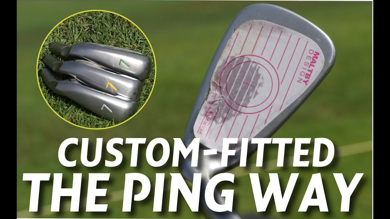 Custom fitted the ping way youtube custom fitted the ping way nvjuhfo Gallery