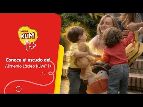El escudo del Alimento Lácteo  KLIM® 1+ FORTIPROTECT®.