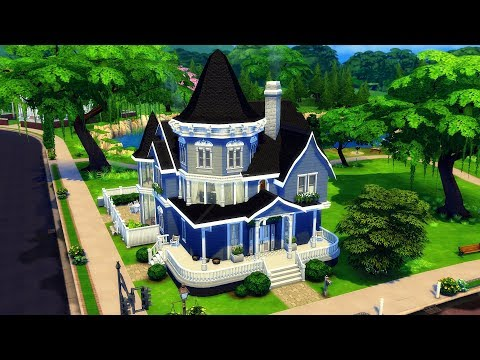 The Sims 4 || Speed Build || Base Game + Vintage Glamour