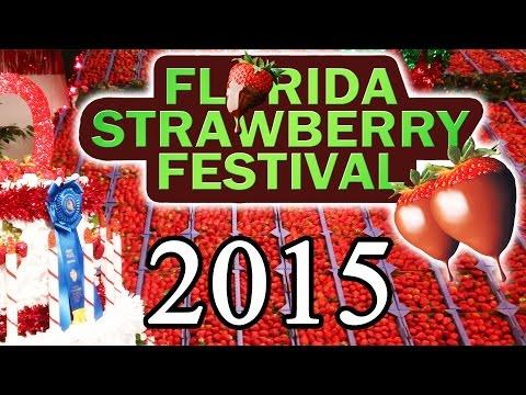 Florida Strawberry Festival 2015 - Carnival Games