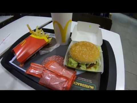 30 hours in Stockholm Sweden only for Vegan McDonald's?
