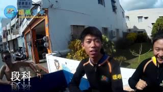 墾丁夢幻潛旅體驗潛水環礁潛水