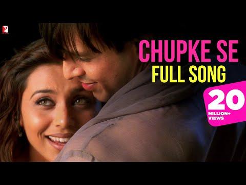 Chupke Se - Full Song | Saathiya | Vivek Oberoi | Rani Mukerji