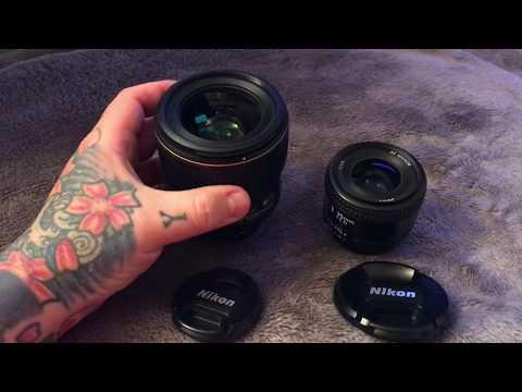 🤔 Tale of two 35mm NIKKOR Lenses. F2 D-AF and f1.4G AF-S