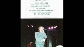 R.E.M. -  Kohoutek live 09/26/84 (audio)