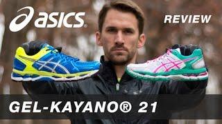 Running Shoe Review: ASICS GEL-Kayano