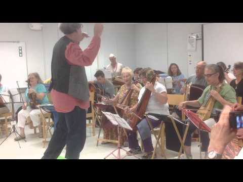 2014 Kentucky Music Week Social Orchestra Second Song