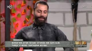 Çılgın Sedattan Erdi'ye Bomba Şaka:Aklını Aldım  Survivor Panorama
