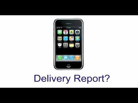 How to get SMS delivery reports on your iPhone