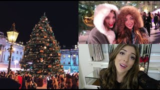 Estelia on Ice, Hannah's #FeelingSpendy Present & Saturday Night | Amelia Liana Thumbnail