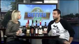 Better Living: The Liquor Cabinet