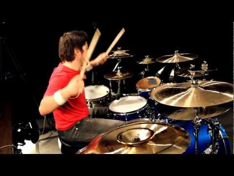 Cobus - Four Year Strong - Beatdown In The Key Of Happy (Drum Cover)