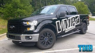 715hp F150 Review - The Modern Ford Lightning?