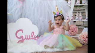 Video - Primo Compleanno Giulia