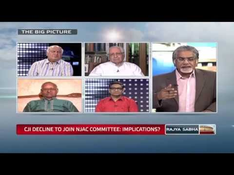 The Big Picture - CJI declines to join NJAC C'tee: Implications?