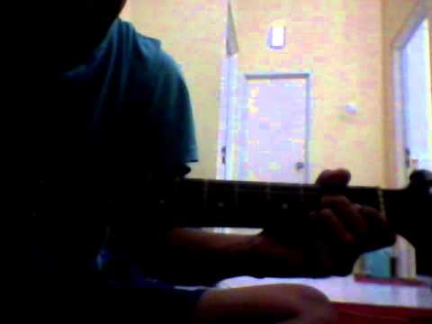 I will fly cover, and support guitar by kakak kelas for il medico audisi