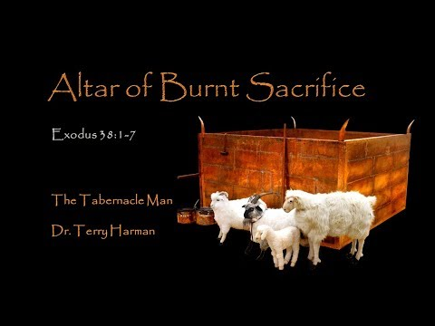 Altar of Burnt Sacrifice - The Meaning of Korban