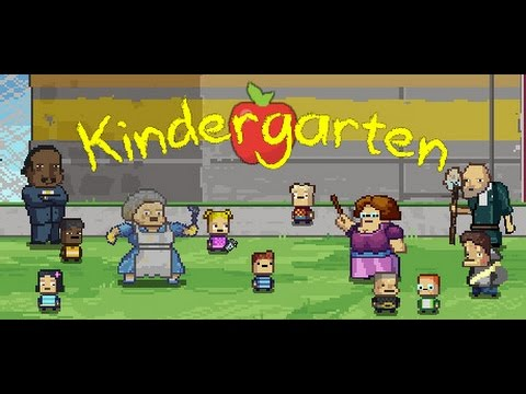 Kindergarten [Deutsch / Let's Play?] #1 - Intrigen, Mord & V