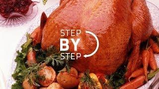 Roast Turkey Recipe, How To Roast A Turkey, Perfect Turkey Recipe, Recipe For Roast Turkey
