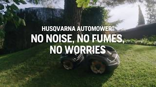 Discover the Eco-Smart features of Automower® Robotic Lawn Mower | Australia