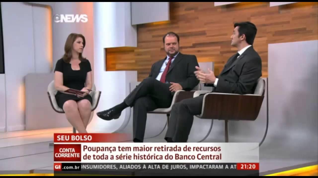 Resultado de imagem para Conta Corrente Globonews