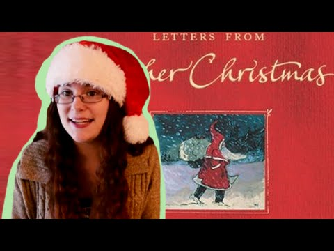 Father Christmas Letters REVIEW (Pixie Talks: Review Vlog!)