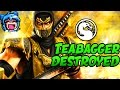 Teabagger Gets Embarrassed By Random Character - Mortal Kombat X: Random Character Select Gameplay video