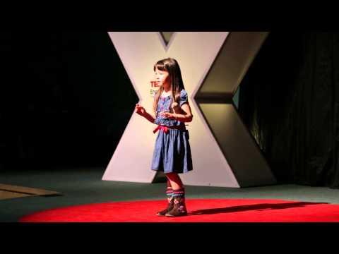 Lemons to lemonade | Senna | TEDxEncinitas