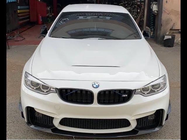 BMW M4 DÖNÜŞÜM
