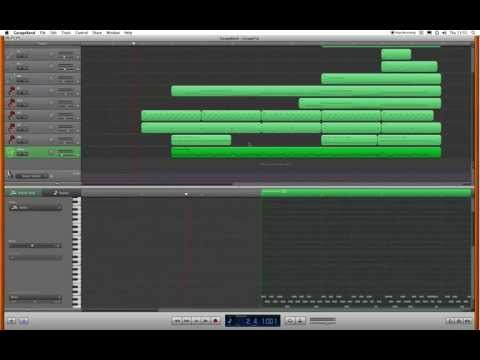 How to create a realistic Orchestra in Garageband