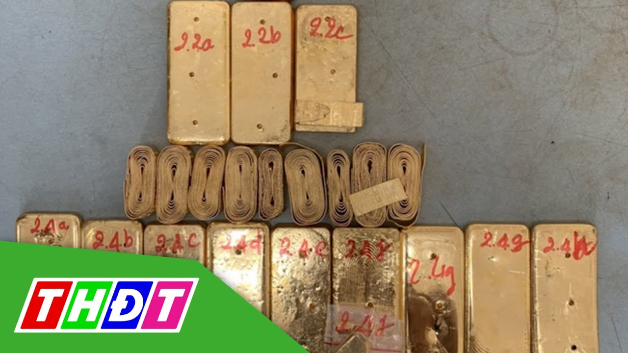 An Giang: Truy nã đối tượng liên quan vụ vận chuyển 51kg vàng | THDT