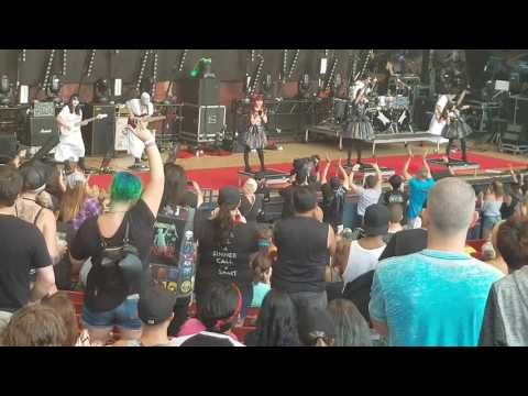 Download Youtube: Gimme chocolate baby metal 2017 shoreline