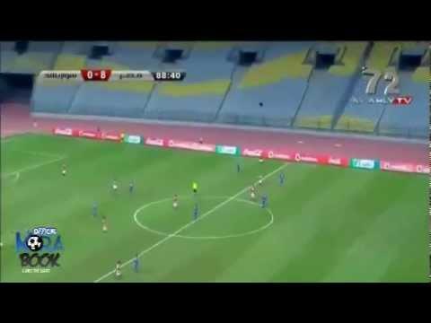 أهداف مباراة مصر 10-0 سوازيلاند