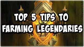 Diablo 3 Top 5 Tips to Farming Legendaries