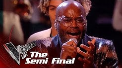 Cedric's 'High Hopes' | The Semi Finals | The Voice UK 2019
