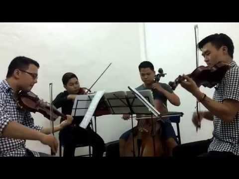 [V.STRING The Quartet] THẰNG CUỘI | OST Tôi Thấy Hoa Vàng Trên Cỏ Xanh
