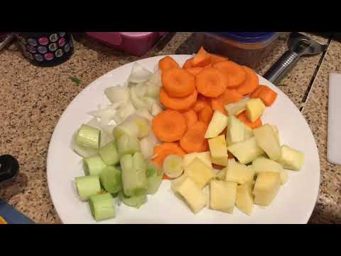 Slimming World Syn Free Vegetable Soup Recipe 👍