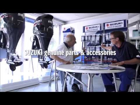SUZUKI GENUINE PARTS & SERVICE (OUTBOARD MOTOR)