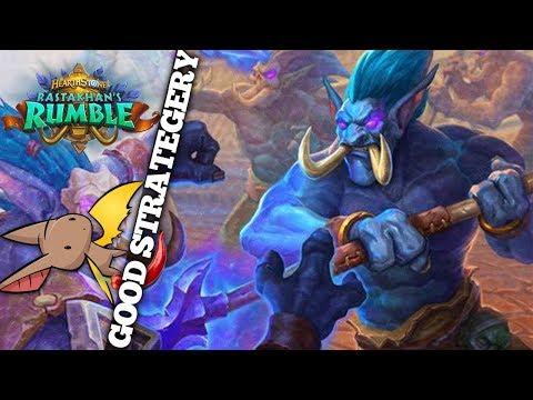 Warlock vs Priest Strategy w/ Purple | Firebat Hearthstone